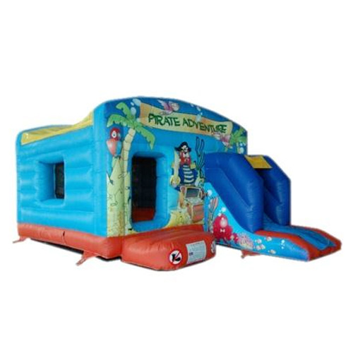 Pirate Bounce & Slide