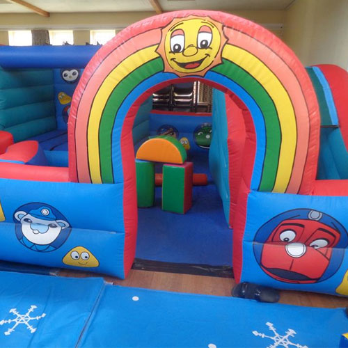Toddler Inflatable Play Zone